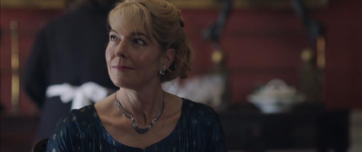 """Jemma Redgrave as Amelia Davenport in """"Grantchester"""" – S4E05 (2019)"""