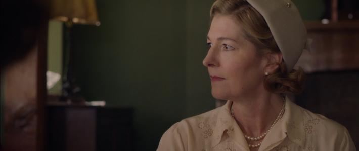 """Jemma Redgrave as Amelia Davenport in """"Grantchester"""" – S5E01 (2020)"""