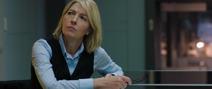 """Jemma Redgrave as D.I. Jill Raymond in """"Silent Witness"""" – """"Hope Part 1"""""""